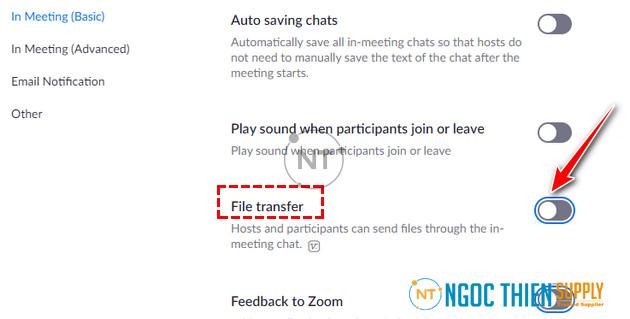 Cách chặn kẻ lạ xâm nhập vào lớp khi dạy học trên Zoom cho giáo viên