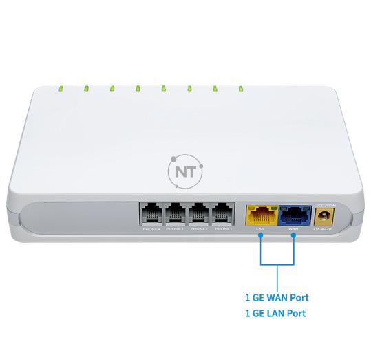 Cổng Gigabit Ethernet