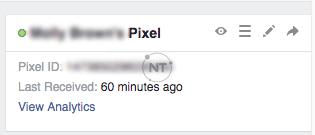 zoom - Để kiểm tra xem nó đã được thiết lập thành công chưa, hãy truy cập Trình quản lý Pixel của bạn trên Facebook. Nó sẽ hiển thị pixel là đang hoạt động.