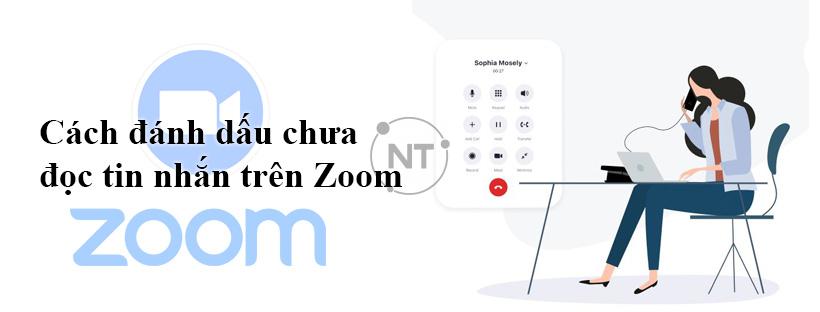 Cách đánh dấu chưa đọc tin nhắn trên Zoom