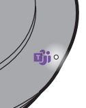 Solid purple LED & flashing white LED