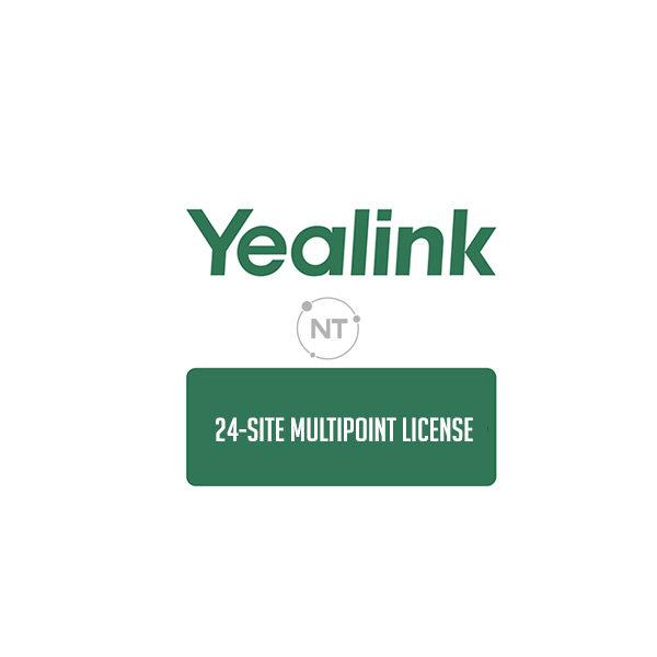 Yealink 24-site Multipoint License