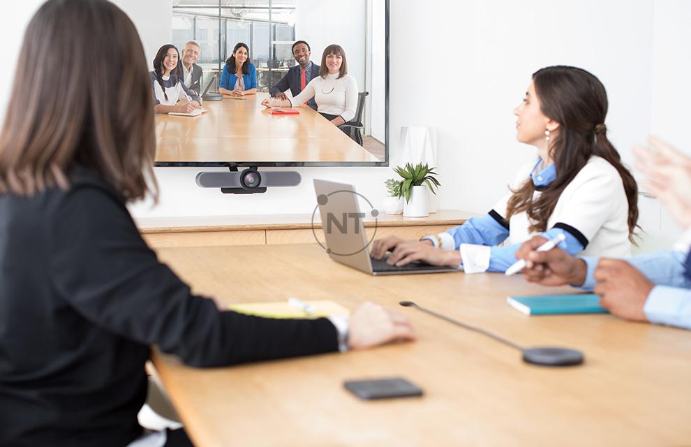 Giải pháp Logitech cho phòng họp vừa (Từ 6 -10 người tham dự)