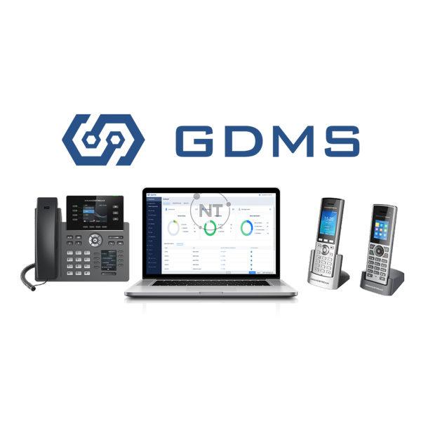 Hệ thống quản lý thiết bị Grandstream GDMS