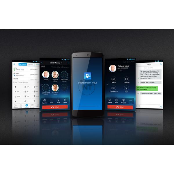 Ứng dụng softphone Grandstream Wave Lite