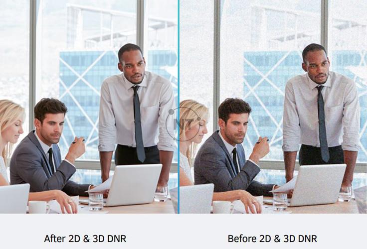 Độ rõ nét HD 1080p vượt trội trong mọi môi trường