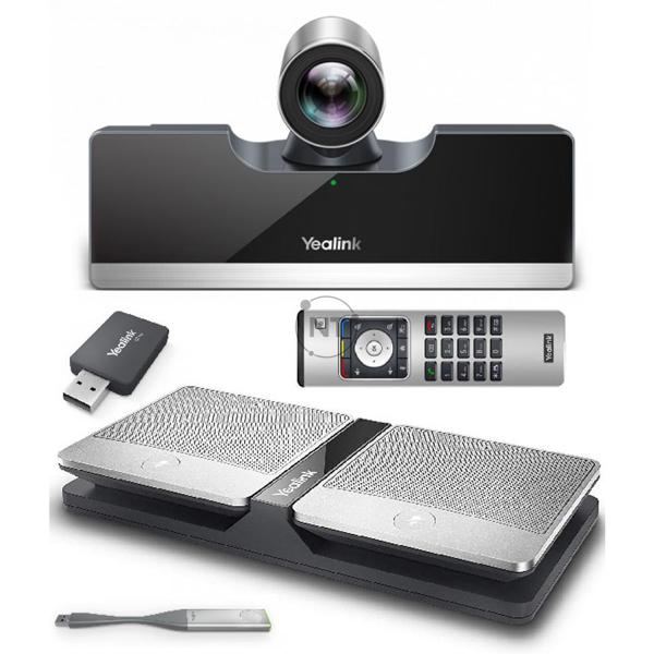 Bộ thiết bị hội nghị Yealink VC500-Mic-WP