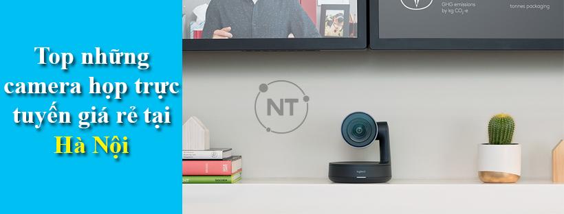 Top những camera họp trực tuyến giá rẻ tại Hà Nội