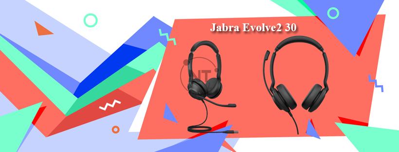 Hướng dẫn sử dụng tai nghe Jabra Evolve2 30