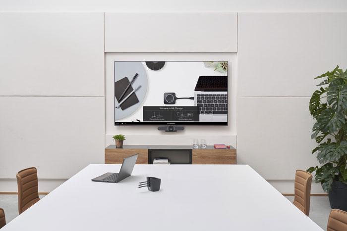 ClickShare meeting room