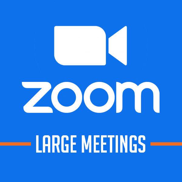 Large Meetings (Mở rộng số lượng người họp)