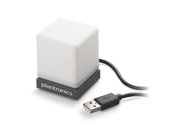 Plantronics Status Indicator - Tích hợp cảnh báo âm thanh và hình ảnh trực quan