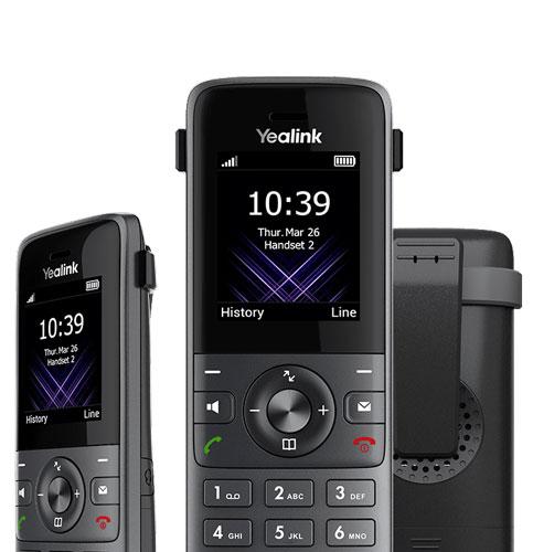 Điện thoại Yealink W73H DECT
