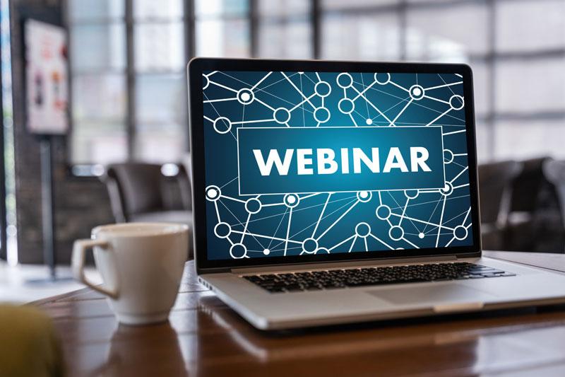 Cách tổ chức webinar (hội thảo trực tuyến) thành công