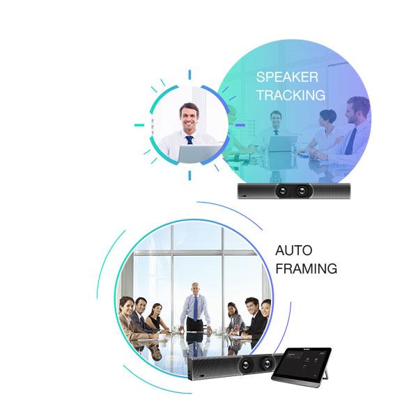 Webcam Yealink MeetingBar A30 Teams Edition