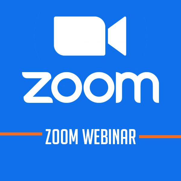 Phần mềm họp hội nghị Zoom Webinar