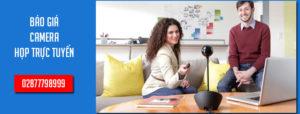 Báo giá camera họp trực tuyến cho doanh nghiệp