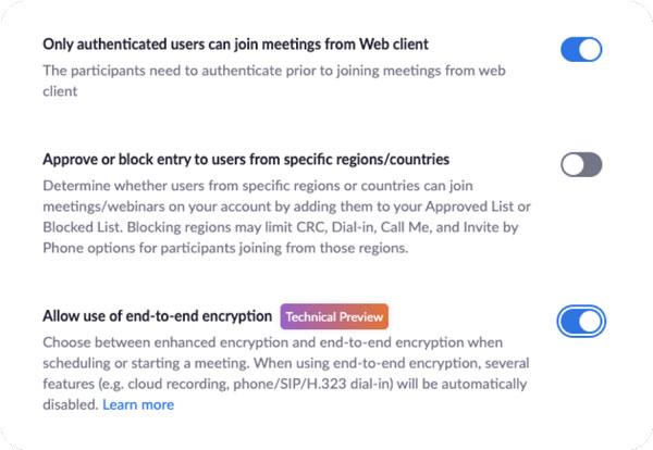 Tìm hiểu cách hoạt động của Zoom để bảo mật dữ liệu và bảo vệ quyền riêng tư của bạn