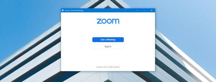 Cách cài đặt ứng dụng Zoom Meeting PC trên Windows 10