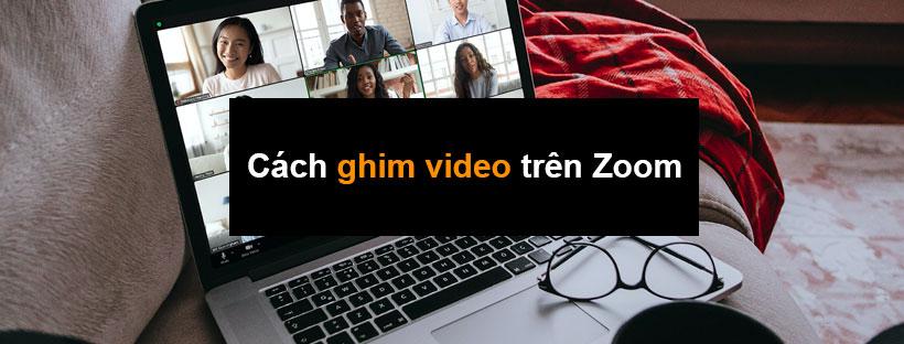 Cách ghim video trên Zoom