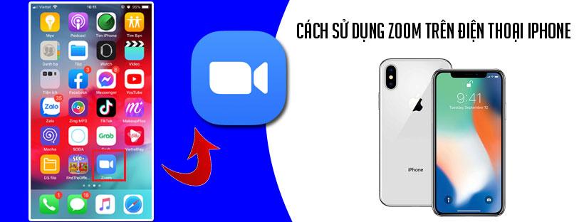 Cách sử dụng zoom trên điện thoại iPhone