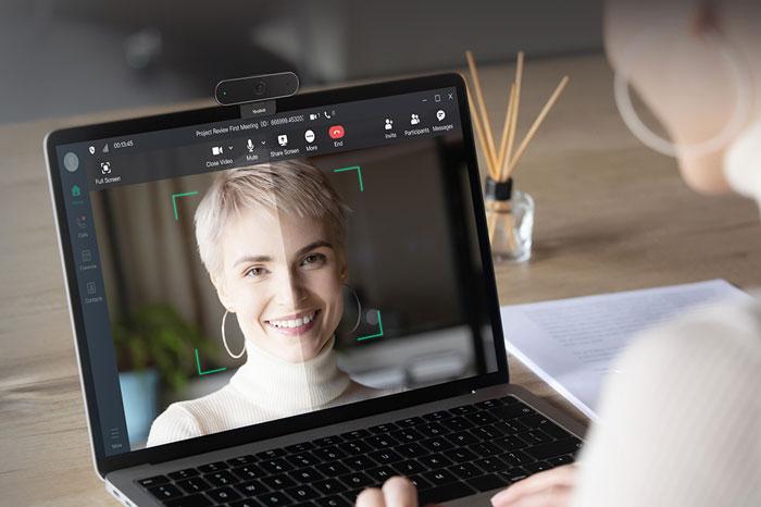 Camera dạy học trực tuyến Yealink UVC20
