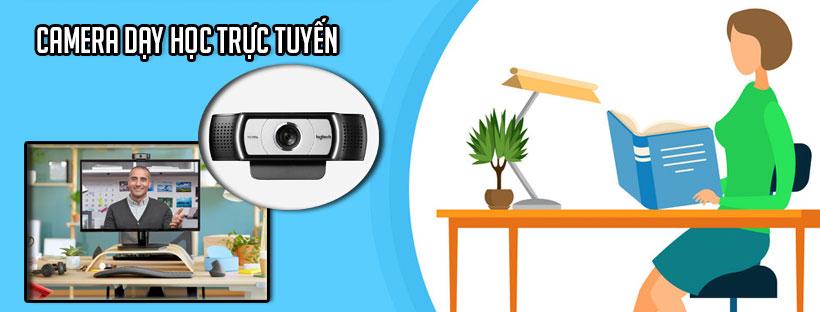 Camera dạy học trực tuyến tốt nhất cho giáo viên giá siêu rẻ