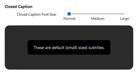 closed-caption-font-size