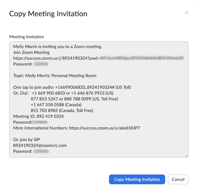 Cách lên lịch cuộc họp trên Zoom trên Zoom.us