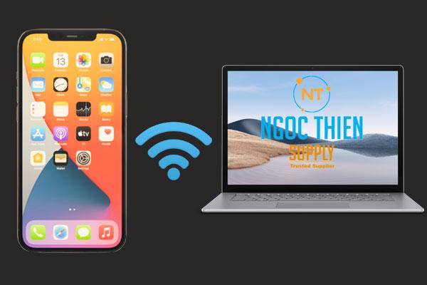 Cách kết nối camera điện thoại với máy tính qua wifi để học trực tuyến