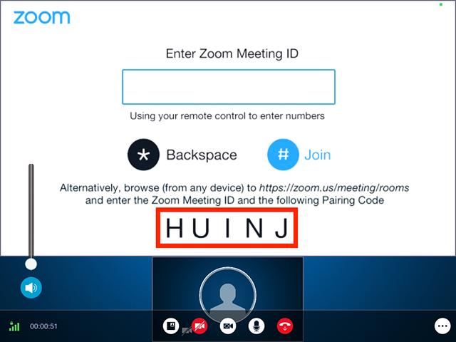 Cách tham gia cuộc họp trên Zoom từ SIP/ H.323