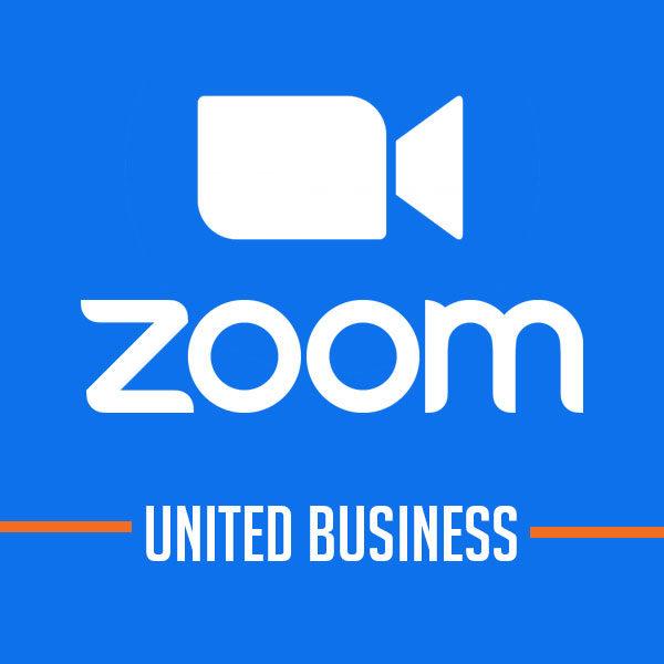 Phần mềm họp hội nghị Zoom United Business