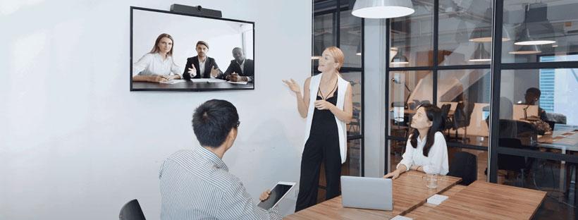 Giải pháp phòng họp thông minh cho doanh nghiệp