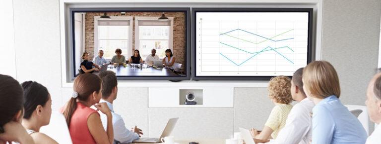 Hệ thống hội nghị truyền hình trực tuyến phổ biến