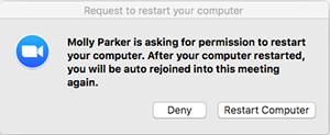 Yêu cầu Khởi động lại Máy tính để nhắc người dùng từ xa khởi động lại máy tính của họ.