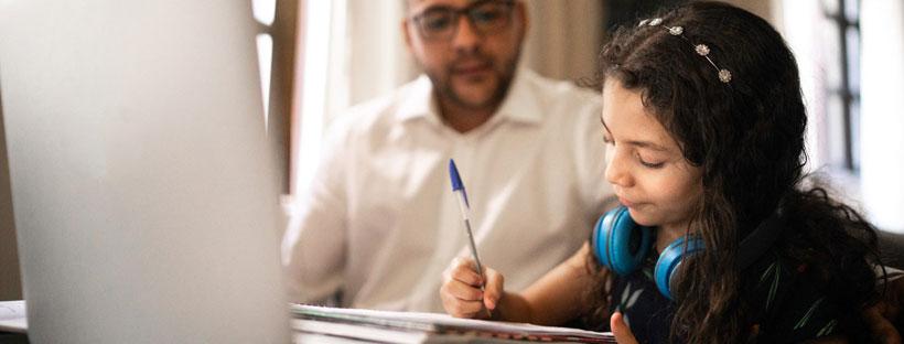 Cần chuẩn bị những gì khi học online - 5 mẹo dành cho phụ huynh