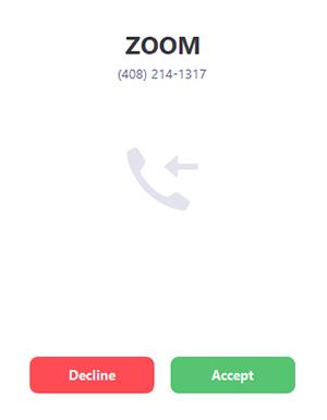 Cách tham gia cuộc họp trên Zoom từ tin nhắn
