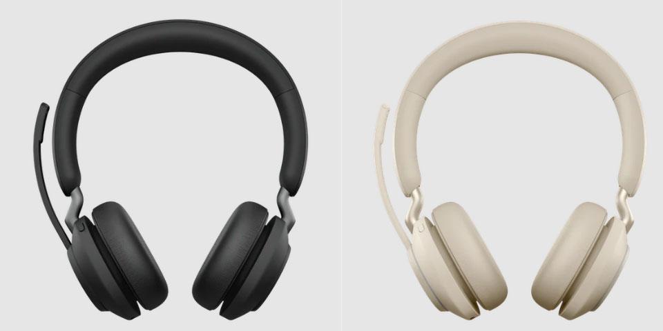 Jabra Evolve2 65 cung cấp âm thanh và hiệu suất micrô tốt hơn.