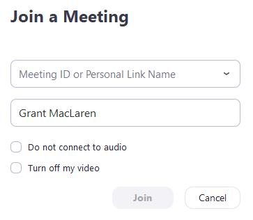 Nếu bạn chưa đăng nhập, hãy nhập tên hiển thị.