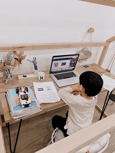1. Lựa chọn không gian học trực tuyến tốt