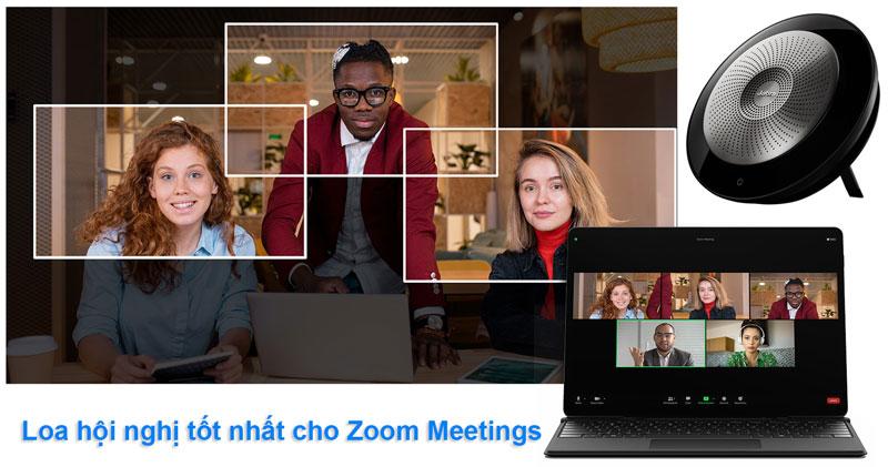 Loa hội nghị tốt nhất cho các cuộc họp Zoom