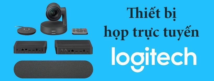 Cập nhật giá thiết bị họp trực tuyến Logitech mới nhất