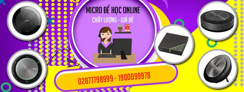 Top 5 micro để học online chất lượng cao