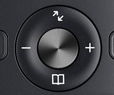 Nút 'OK' có kết cấu CD được chia nhỏ