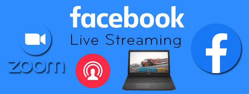 Cách livestream Zoom lên Facebook