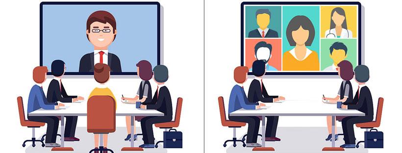 Quy trình họp trực tuyến dành cho người chủ trì cuộc họp