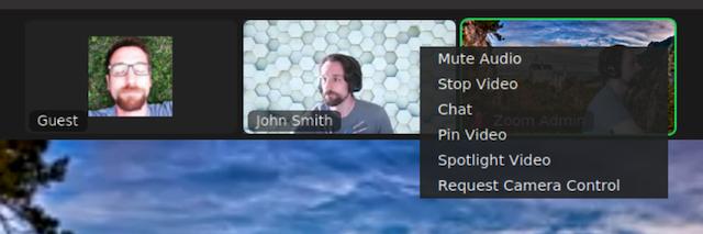Nhấp vàoSpotlight Video
