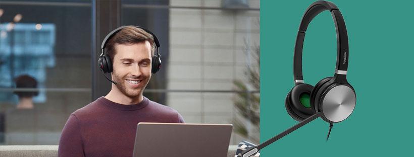 10 tai nghe telesales 2 bên tai giá rẻ tốt nhất cho Call Center năm 2021