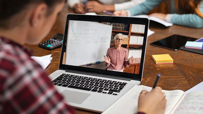 Những thách thức học tập trực tuyến mà sinh viên phải đối mặt