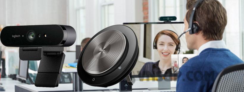 Đánh giá 10 thiết bị họp trực tuyến giá rẻ nhất 2021